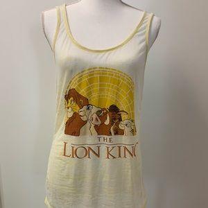 Disney's Lion King Tank Top